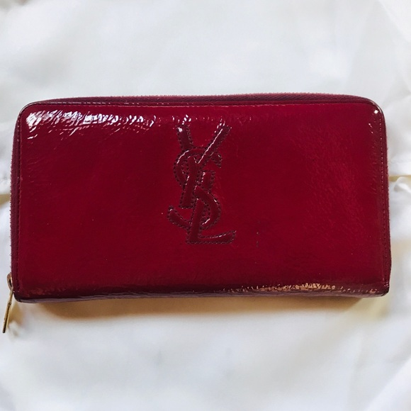cd1b8dd0d Yves Saint Laurent Bags | Belle De Jour Wallet | Poshmark